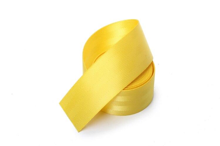 amarelo de 3 pontos para segurança de