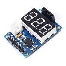 Ультразвуковой измерение расстояния Управление доска дальномер цифровой дисплей для HC-SR04 8 бит модуль MCU