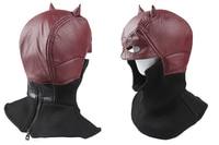 Daredevil Kask Matt Murdock Daredevil Superhero Halloween Cosplay Costume Mask Movie Cosplay Akcesoria Maska Carnaval