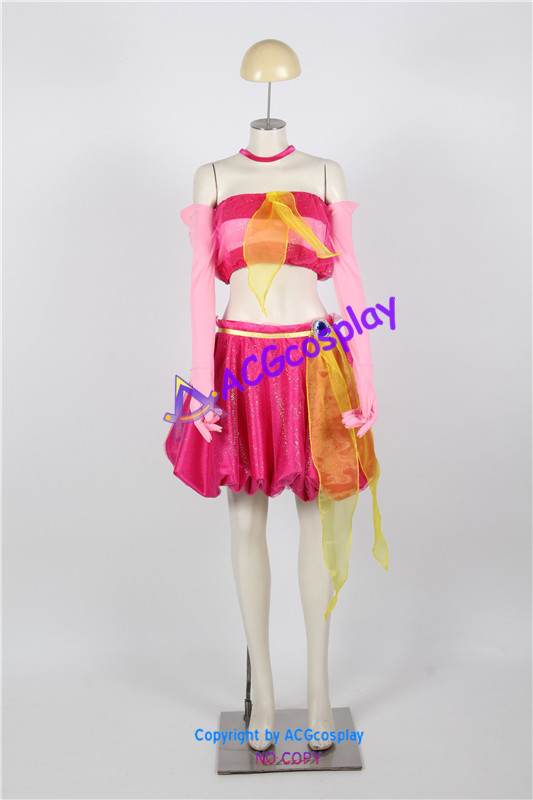 Winx Club cosplay Musa cosplay costumes ACGcosplay anime costume game costume comic costume