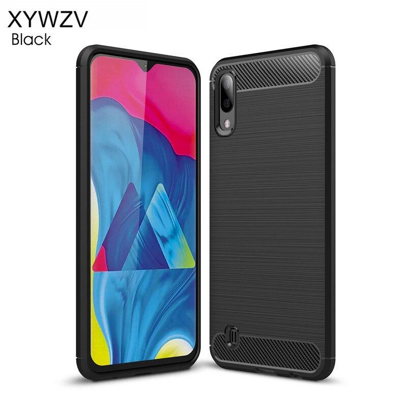 For Samsung Galaxy M10 Case Luxury Armor Rubber Soft Phone Case For Samsung Galaxy M10 Cover For Samsung Galaxy M10 Fundas Cover