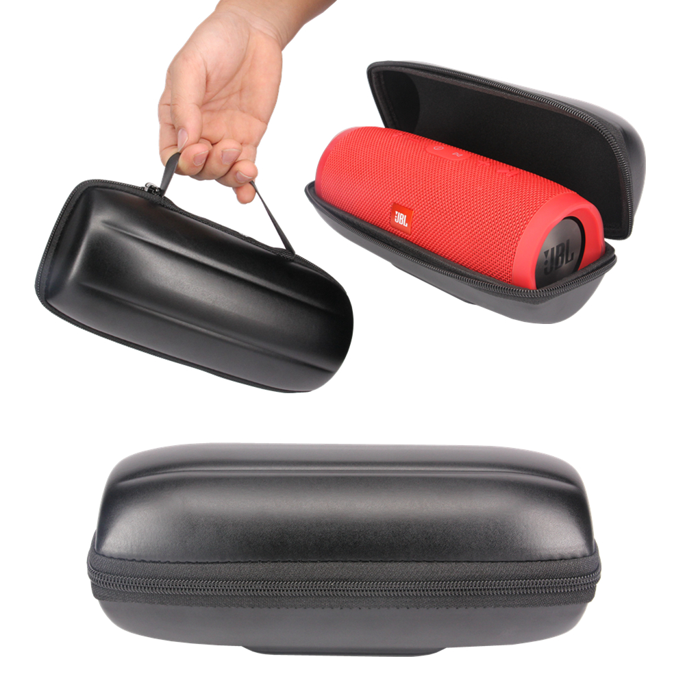 Travel carry pouch sleeve protective box cover bag cover for Housse jbl pulse 3
