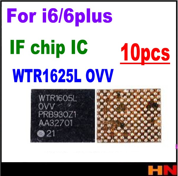 Bright 10pcs/lot Wtr1625l 0vv For Iphone 6 Plus 6+ If Chip Ic U_wtr_rf