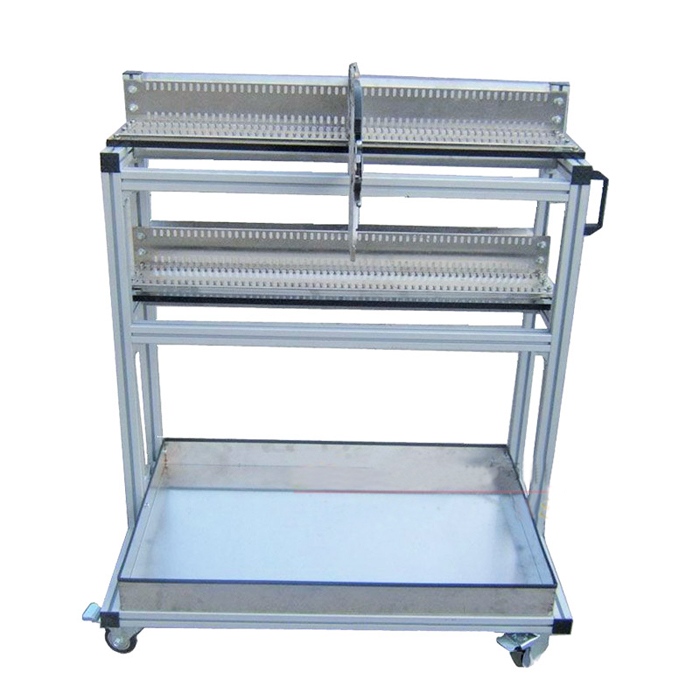 Samsung SM feeder storage cart with box juki mechanical feeder cart storage trolley cart