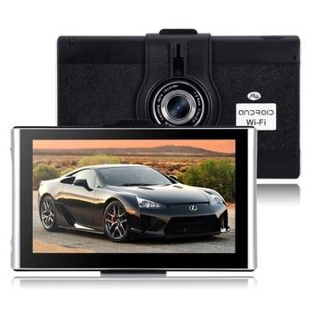 "XGODY 7"" Android GPS Navigation 512M 8GB Dash Camera WiFi AvIn Touchscreen Navigation Car Free EU Map 2020 Dashcam Navigator"