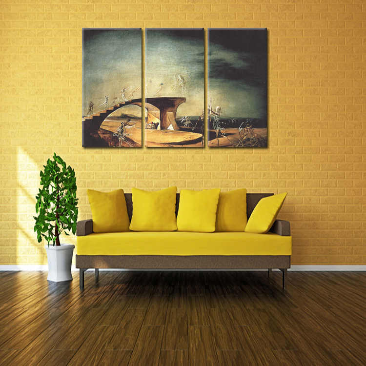 3 Pieces/set Abstract poster series Canvas Painting Living room bedroom Decoration Print Canvas Pictures Framed/Abstract (79)