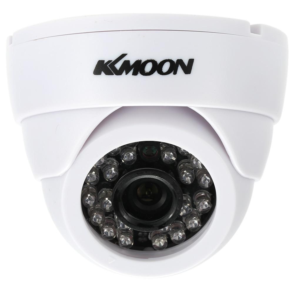 HD 1080P 1200TVL CCTV Dome Security Camera 24 IR LED 3.6mm CMOS Night Vision