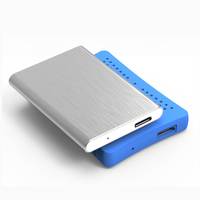 2 5 Sata External Hard Drive 250G Hdd Enclosure USB 3 0 Shock Resistant Silicone Case