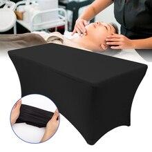 전문 속눈썹 확장 탄성 침대 커버 특별 Stretchable 하단 테이블 침대 시트 속눈썹 접목 메이크업 뷰티 살롱