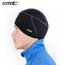 SANTIC Fleece Thermal Winter Outdoor Sports Hiking Skiing Bike Bicycle Cycling Helmet Headband Liner Windproof Face Mask Hat Cap
