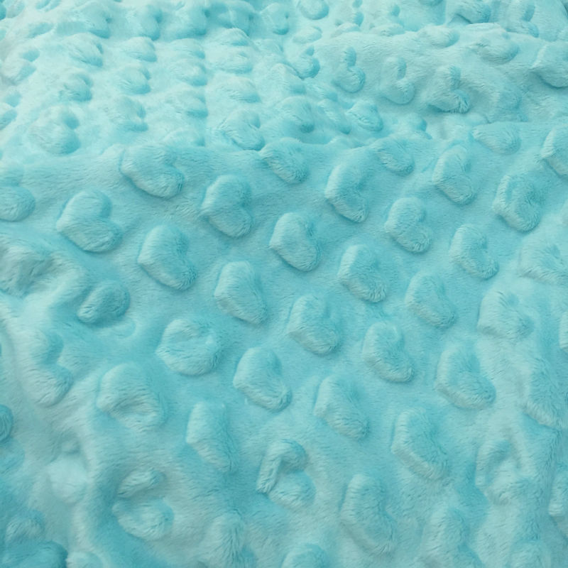 Textile Stock Distributors Mail: Aliexpress.com : Buy New Arrival Super Soft Minky Heart