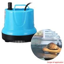 Feature Pump 50Hz Water Pump Fish Tank Submersible Ultra-Quiet Pump Fountain Aqu