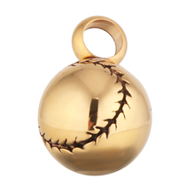 Baseball Urn Pendant