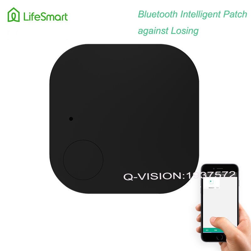 Lifesmart Bluetooth 4.0 Intelligent Patch Anti-lose 10-20M Control Distance Bi-direction Alarm Wearable Device Smart Home Switch-5