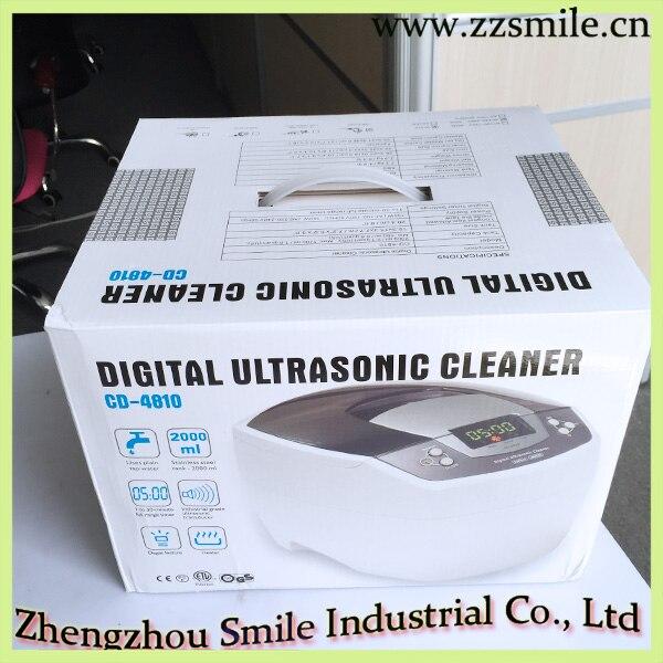 Professionele Model Ultrasone Cleaner CD 4810 voor Dental Whitening Gebruik - 5