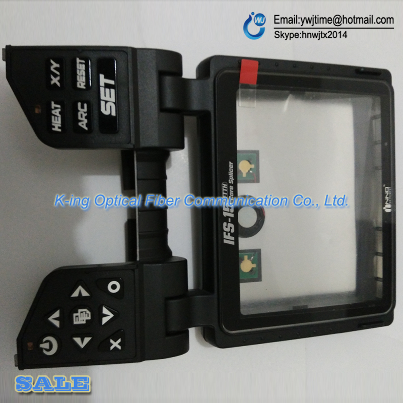 Original Korea INNO IFS-15 Optical Fiber Fusion Splicer LCD Display shellOriginal Korea INNO IFS-15 Optical Fiber Fusion Splicer LCD Display shell