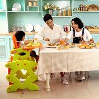 Детские стульчики Gubi многофункциональные детские стулья можно отрегулировать и деформацию