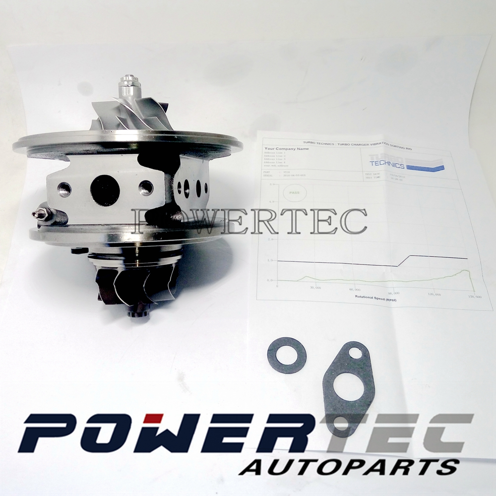 Turbolader core cartridge VT16 1102 1515A170 turbo price CHRA turbine for MITSUBISHI L200 2.5 DiD engine part turbo cartridge chra core rhv4 vt16 1515a170 vad20022 for mitsubishi triton intercooled pajero sport l200 dc 06 di d 4d56 2 5l