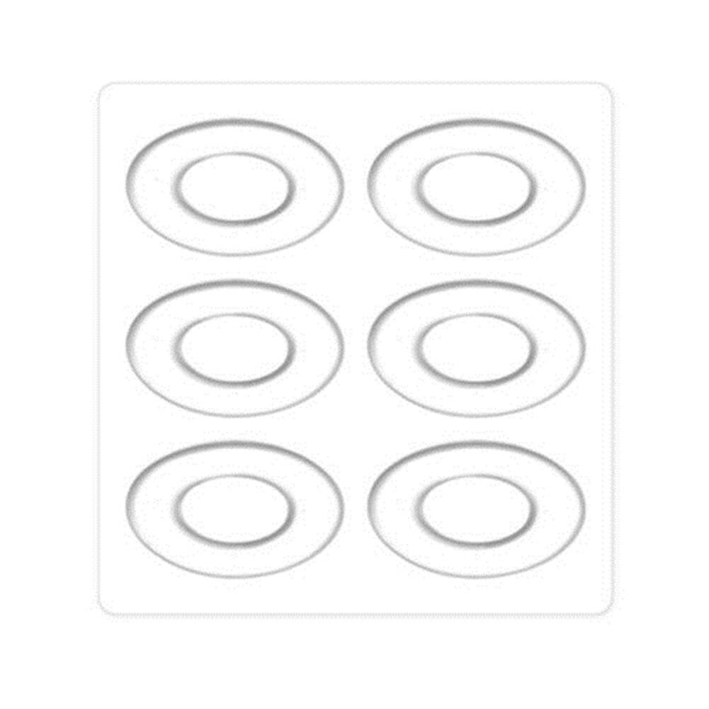 6 Pcs Soft Toe Corn Pad Instant Pad Plaster Foot Care Wear Feet Free Stickers