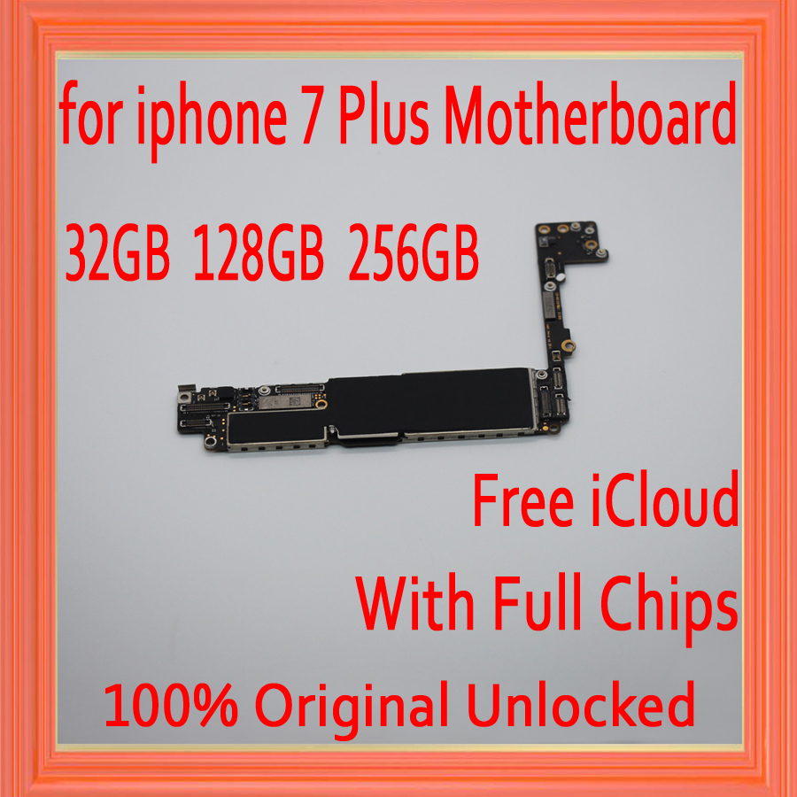 32GB 128GB 256GB Factory unlocked for iphone 7 Plus Motherboard,Original for iphone 7Plus Mainboard without Touch ID,Good Tested32GB 128GB 256GB Factory unlocked for iphone 7 Plus Motherboard,Original for iphone 7Plus Mainboard without Touch ID,Good Tested