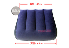 Triangle Sex Pillow Inflatable Cushion Wedge
