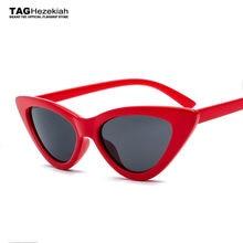 5a8eaaf674c60 Olho de gato Óculos De Sol Das Mulheres 2018 Óculos de Sol Espelho Lente  Gradiente Retro
