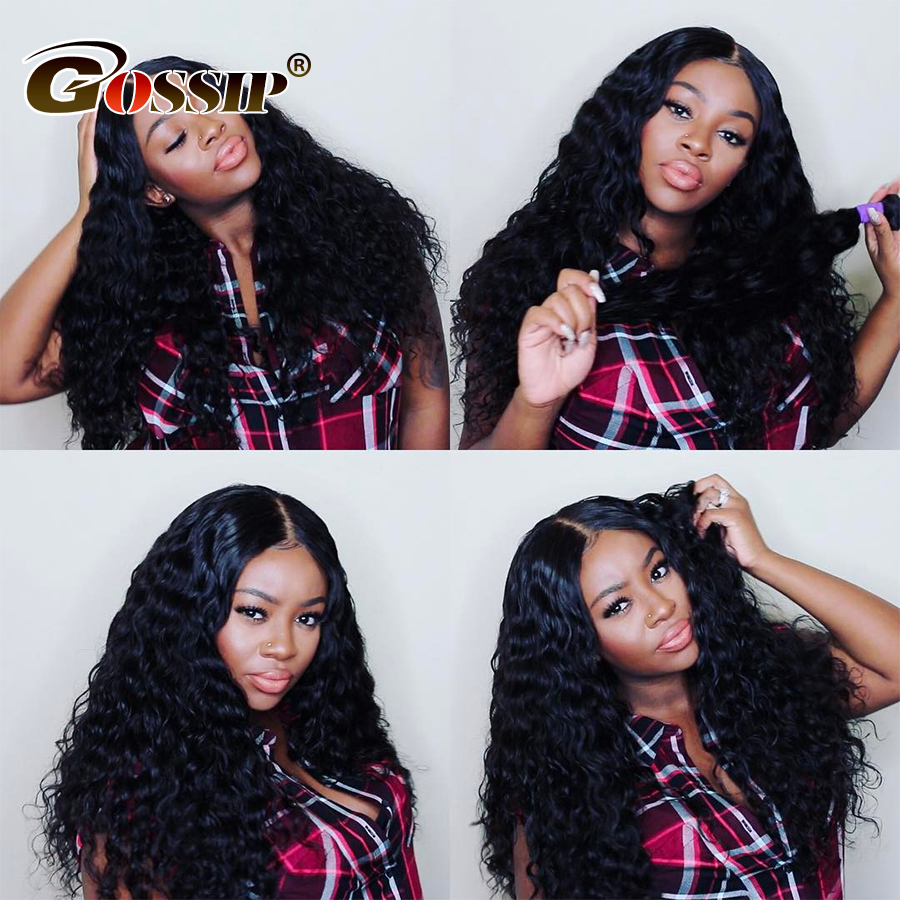 Remy Human Hair Wigs For Black Women 360 Lace Frontal Wig Pre Plucked With Baby Hair
