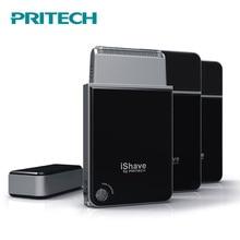 2018 Pritech Electric Shaver For Men Rechargeable Razor Wet Dry Shaving Machine Portable USB Beard Trimmer Single Blade Shavers