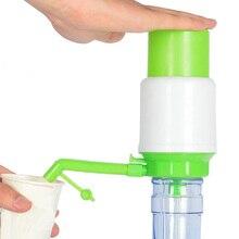 Водяной Ручной пресс-насос для диспенсера воды для домашнего офиса в бутылках питьевой подходит 1 шт