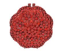 Luxus Kristall Kupplung taschen Ball Form Party Geldbörse Damen Geldbörse Pochette Soiree Hochzeit Braut-accessoires Handtaschen SC256