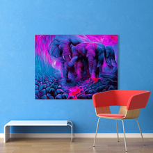 Canvas Wall Art HD Animal Print For Home Decor
