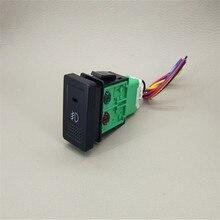 LARATH  For Suzuki SX4 ( Hatchback ) Fog lights button switch & LED  switch with wire Free shipping