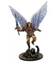 Support de guerrier antique 54mm, avec BASE en résine, modèle de figurine Miniature, non peinte, 1/32
