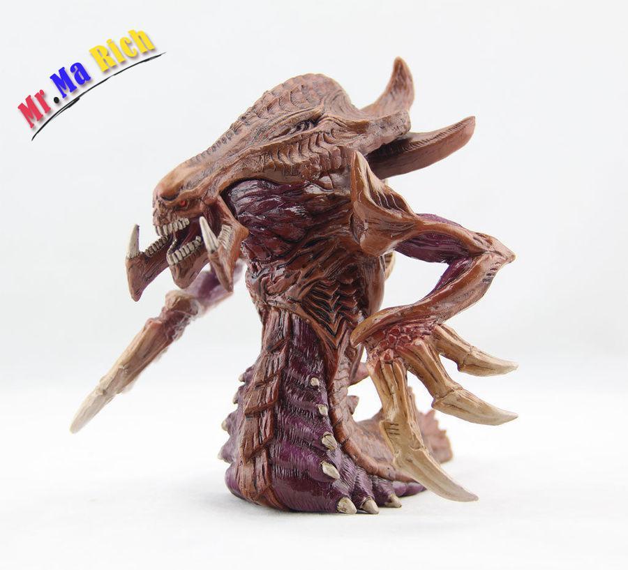 II Zerg Hydralisk Resin Statue Figure Figurine figurine