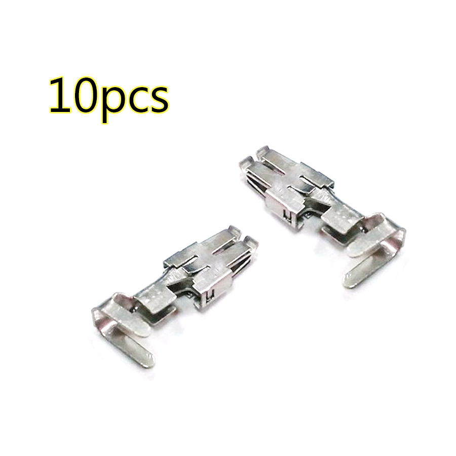 hight resolution of 10pc fuse box terminals vw n 907 326 03 4 8mm female n 907 327 03 n 906 966 03 copper