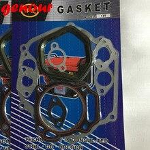 2X Full gasket set cho GX390 Trung Quốc 188F 5KW miễn phí vận chuyển 2 cái/lốc giá rẻ máy phát điện repl. OEM