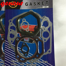 2X Full gasket set for  GX390 Chinese 188F 5KW free shipping 2pcs /lot cheap generator repl. OEM