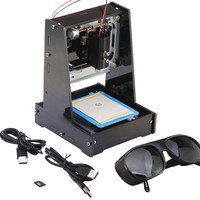 JZ 5 Laser Printer Recorder 3D 500 mW DIY USB Unique Structure And Automatic Positioning High Precision Stability