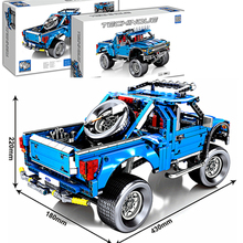 BLOCK TOY  New Technic series the F-150 Raptor Pickup model building blocks set Classic