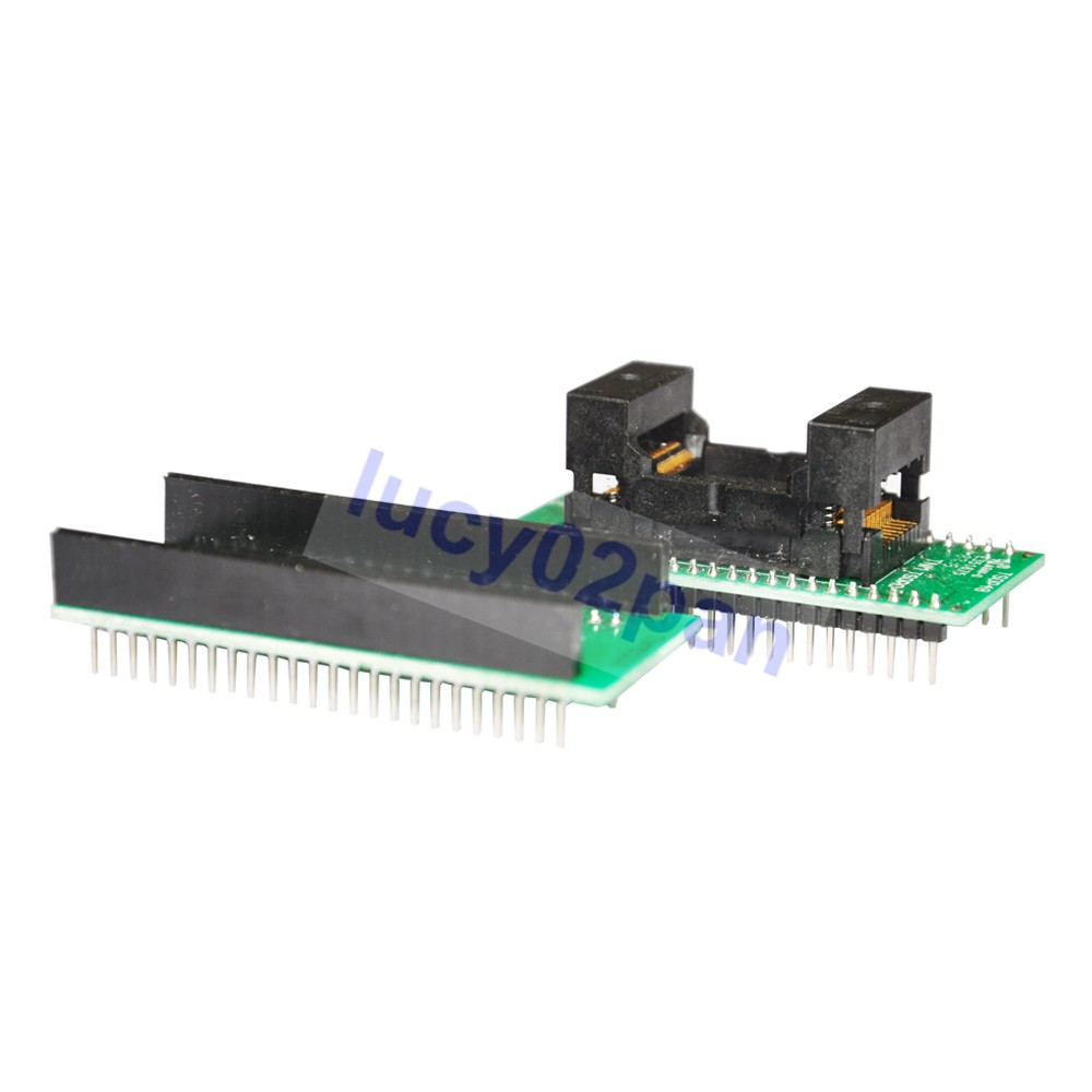 US $70 0 |Original TNM TSOP32/40/48 ADP548T2 for all TSOP48/40/32 chips  nand flash adapter socket for TNM5000 USB Universal Programmer-in  Integrated