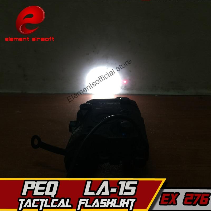 EX 276 Στοιχείο Λα-PEQ15 τακτικό φως Airsoft - Κυνήγι - Φωτογραφία 6