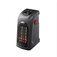 Portable Electric Heater Air Handy Heater Warm Wall Outlet Air Blower Room Fan Indoor Electric Radiator Warmer for Office Home