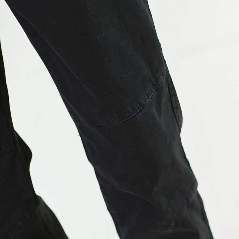 Dilalula/новые зимние теплые женские сапоги до середины икры женские ботинки Мартинс Женские Повседневные вязаные короткие женские ботинки из ... - 4
