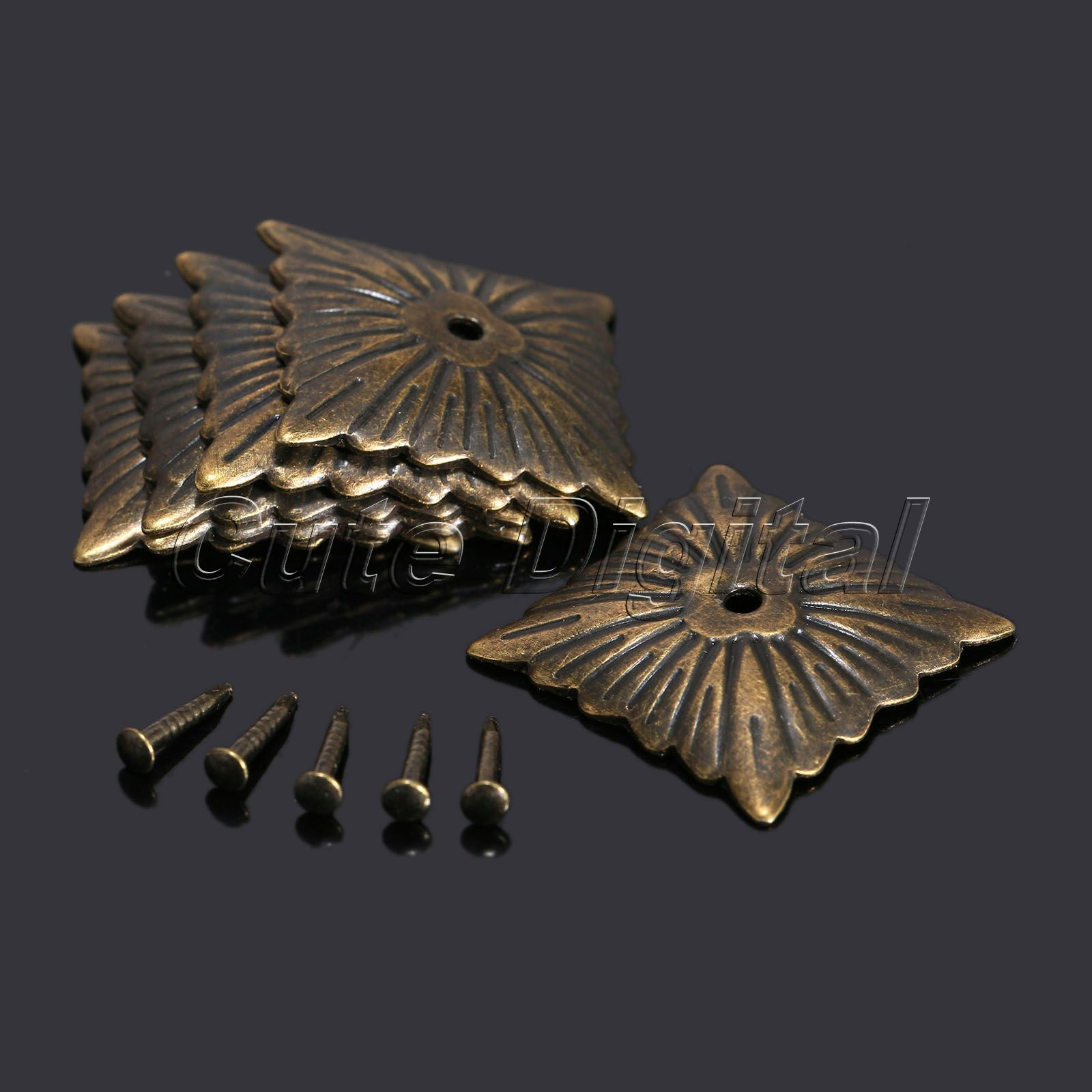decorative studs for furniture. 100pcs iron furniture hardware nails bronze antique square decorative upholstery tack studs door sofa home for u