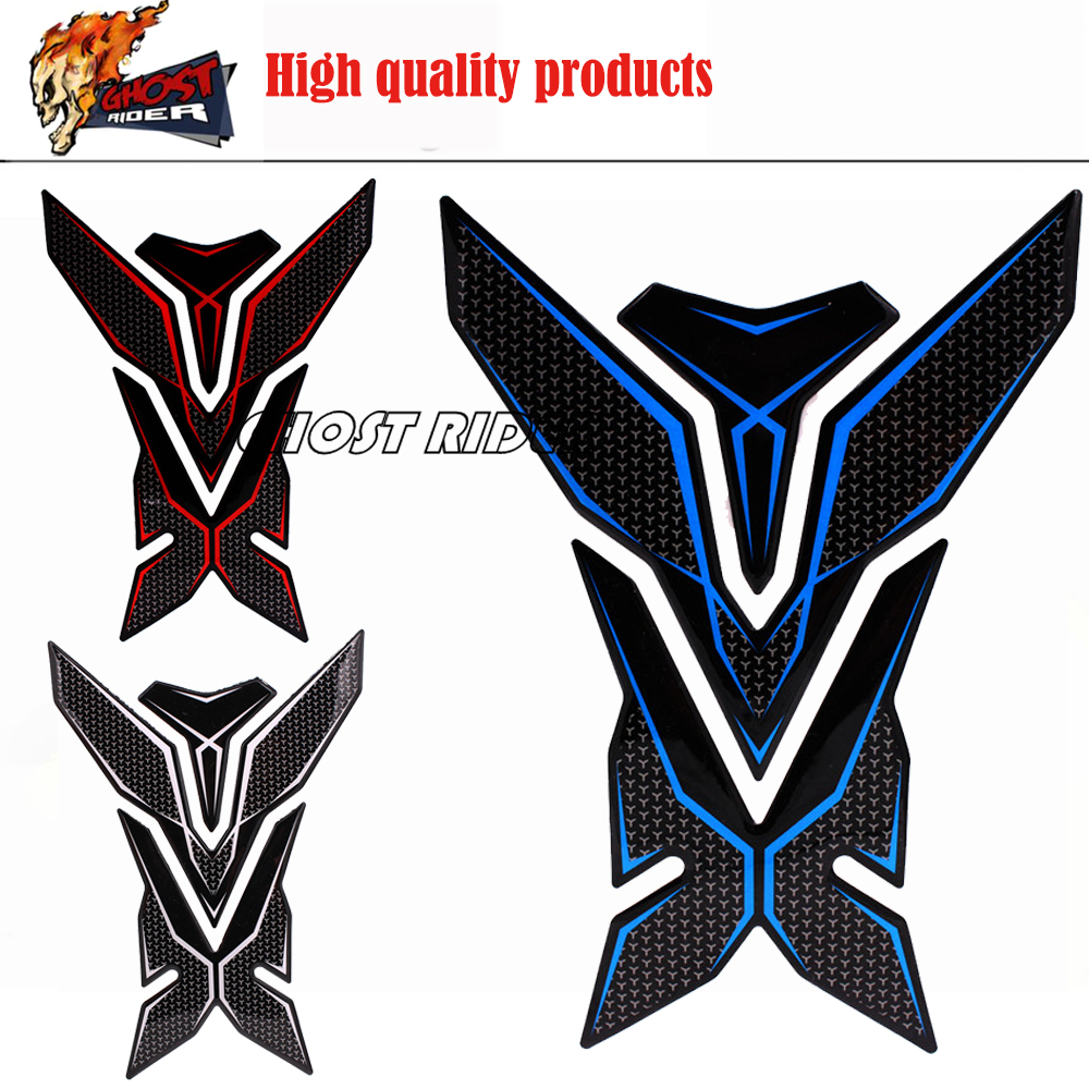 Stickers Decal Emblem Graphics Kit for R1 Tank Upper Tail Side Fairing Fender