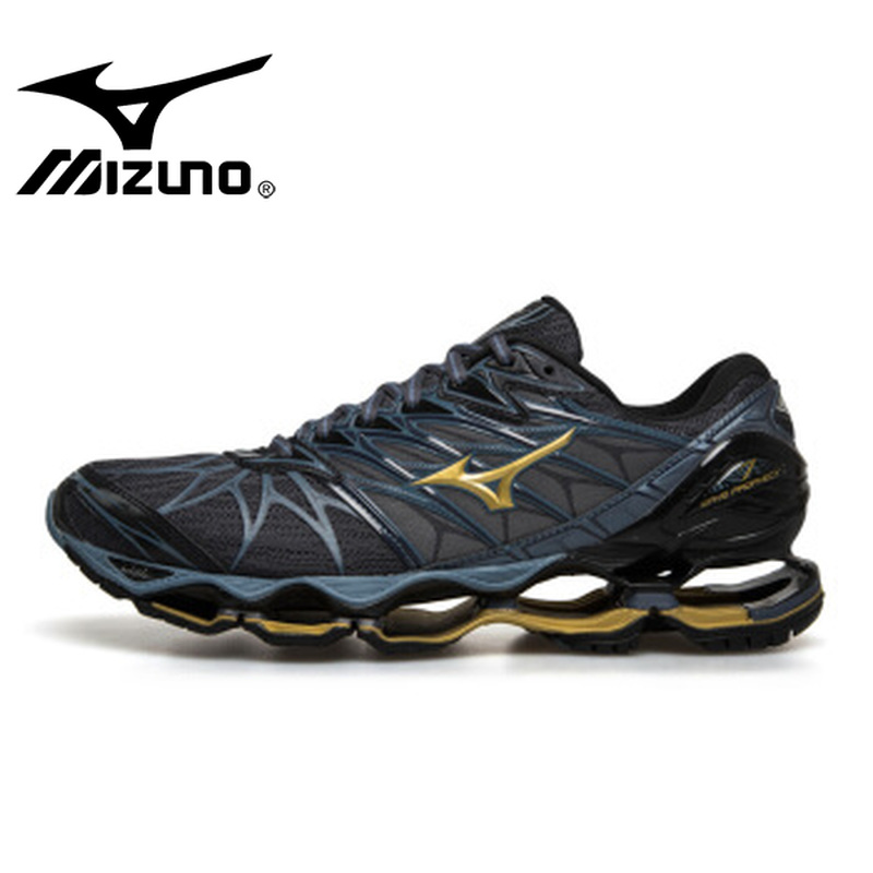 2019 Mizuno Wave Prophecy 7 Professional Men Shoes 6 Colors Outdoor Mesh Running Shoes Weight Lifting Shoes Sneakers Size 40-452019 Mizuno Wave Prophecy 7 Professional Men Shoes 6 Colors Outdoor Mesh Running Shoes Weight Lifting Shoes Sneakers Size 40-45