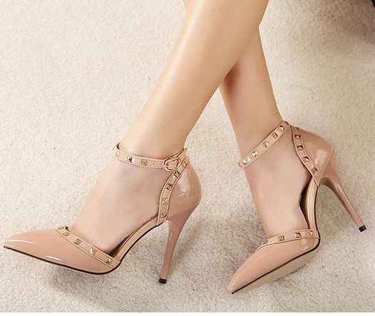 Nude Heels For Women | Fs Heel