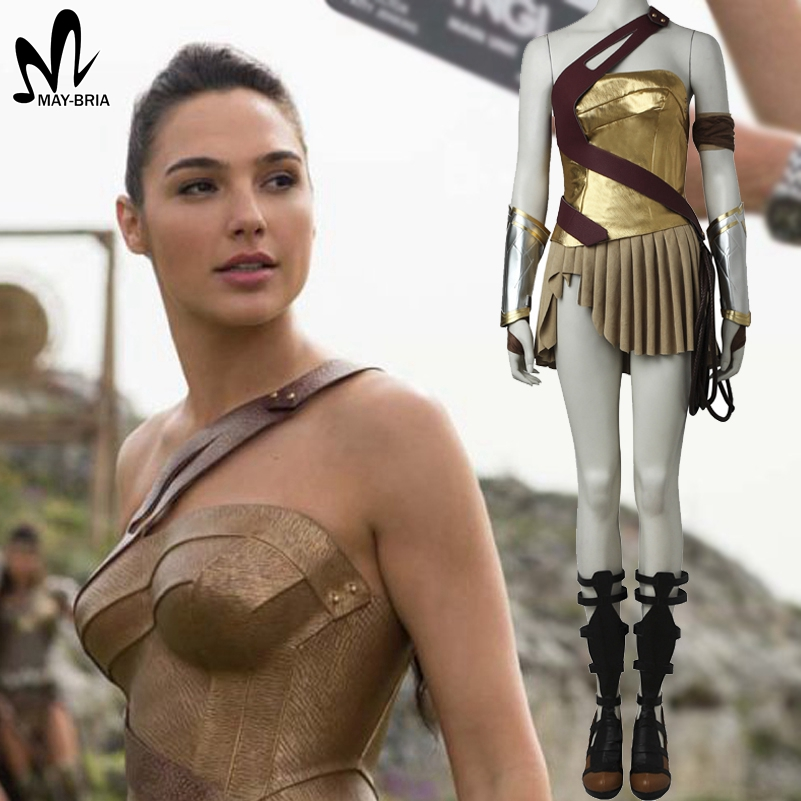 Online Buy Wholesale Costume Wonder Woman From China -3353