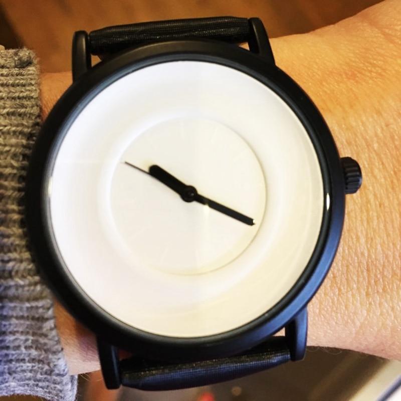 Sinobi Marca de Cuarzo Relojes de Pulsera Mujeres Reloj de Cuarzo - Relojes para hombres - foto 2