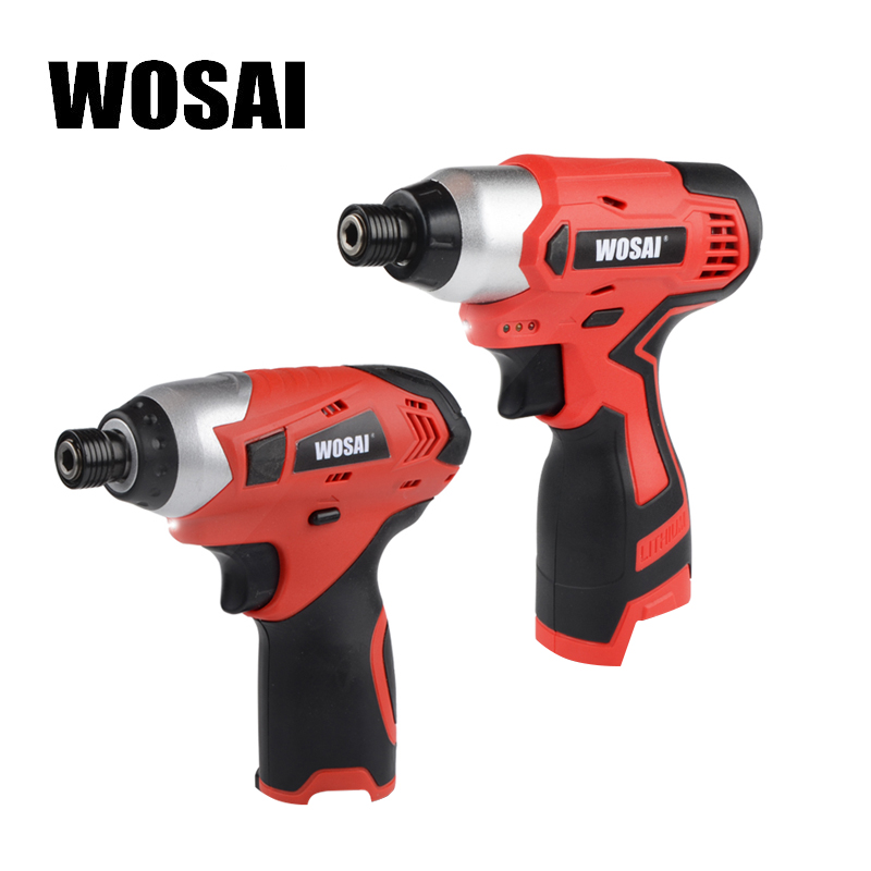 WOSAI Screwdriver cordless Lithium-Ion Cordless Electric drill Household Multifunction Hit Electric Drill Tools ScrewdriverWOSAI Screwdriver cordless Lithium-Ion Cordless Electric drill Household Multifunction Hit Electric Drill Tools Screwdriver